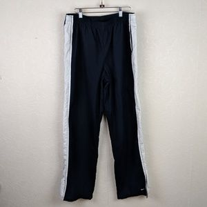 NIKE Womens Polyester Athletic Track Pants